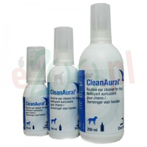 CLEAN AURAL DOG 100 ML ( uszy oto )