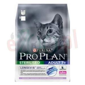 PURINA PRO PLAN CAT STERILISED 7+ INDYK 1,5 KG