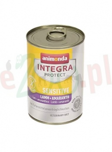 ANIMONDA INTEGRA PROTECT SENSITIVE 400 G ( pies )