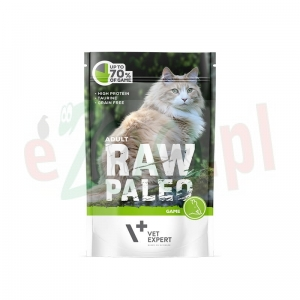 RAW PALEO ADULT CAT GAME 100 G ( koty )
