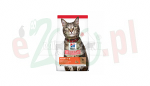 HIT PAKIET 2 X HILL'S SP FELINE ADULT LAMB NEW 1,5 KG ( koty jagnięcina ) 604066