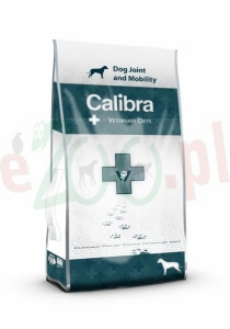 promo CALIBRA VD DOG JOINT AND MOBILITY 12 KG ( pies stawy arthritis aktywne ) 93645