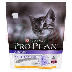 PURINA PRO PLAN CAT JUNIOR CHICKEN 400 G