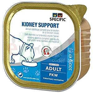 promo SPECIFIC FKW KIDNEY SUPPORT 7 x 100 g ( koty nerki renal urinary )