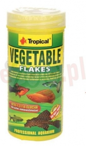 TROPICAL VEGETABLE 300 ML ( płatki roślinożerne )