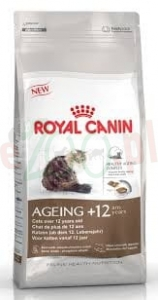 ROYAL CANIN CAT AGEING +12 4 KG