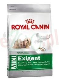 ROYAL CANIN MINI EXIGENT 4 KG ( pies )